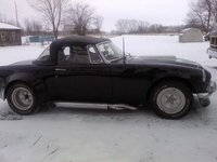 1968 MG MGB Roadster, 1968 mgd roadster, exterior