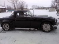 1968 MG MGB Roadster Picture Gallery