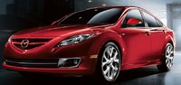 2011 Mazda MAZDA6, Front three quarter view. , manufacturer, exterior