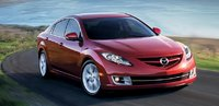 2011 Mazda MAZDA6, Three quarter view. , manufacturer, exterior