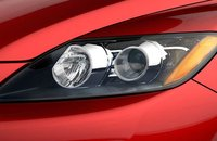 2011 Mazda CX-7, Headlight., exterior, manufacturer