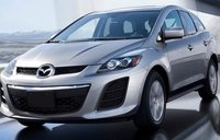 2011 Mazda CX-7, Three quarter view., exterior, manufacturer