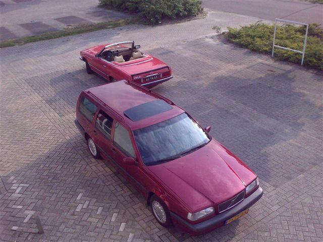 96 Volvo 850 Glt. pictures Volvo 850 Glt Wagon.