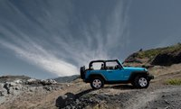 2011 Jeep Wrangler, Side View in scene. , exterior, manufacturer, gallery_worthy