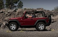 2011 Jeep Wrangler, Side View., exterior, manufacturer, gallery_worthy