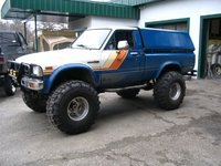 1981 Toyota Pickup, The yota with big tires, exterior, gallery_worthy