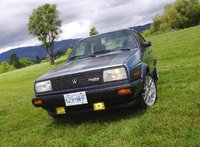 1985 Volkswagen Jetta, MY 1985 JETTA 1.6L TURBO DIESEL AFTER, exterior