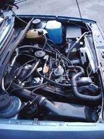 1985 Volkswagen Jetta, MY 1985 JETTA 1.6L TURBO DIESEL, engine