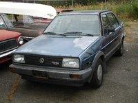 1985 Volkswagen Jetta, MY 1985 JETTA 1.6L TURBO DIESEL BEFORE, exterior