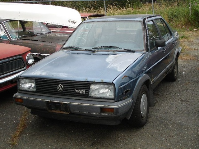 MY 1985 JETTA 1.6L TURBO DIESEL BEFORE