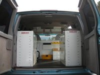 1996 Chevrolet Astro 3 Dr LT AWD Passenger Van Extended, Inside my locksmith van, interior