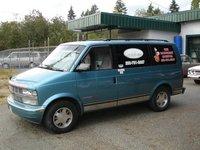 1996 Chevrolet Astro 3 Dr LT AWD Passenger Van Extended, My locksmith van, exterior