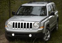 2011 Jeep Patriot, Front View., exterior, manufacturer