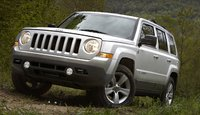 2011 Jeep Patriot, Three quarter view. , exterior, manufacturer