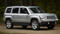 2011 Jeep Patriot, Side View. , exterior, manufacturer