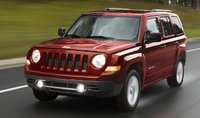 2011 Jeep Patriot, Three quarter view in motion. , exterior, manufacturer