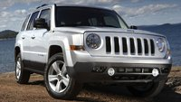 2011 Jeep Patriot, Front View. , exterior, manufacturer