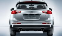 2011 INFINITI EX35, Back View. , exterior, manufacturer, gallery_worthy