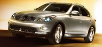 2011 INFINITI EX35, Three quarter view. , exterior, manufacturer