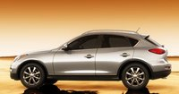 2011 INFINITI EX35, Side View., exterior, manufacturer