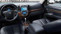 2011 Hyundai Santa Fe, Front Seat. , interior, manufacturer