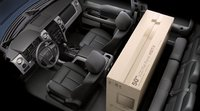 2011 Ford F-150, Back seat fold-up seating. , interior, manufacturer