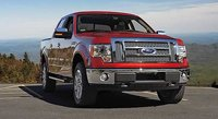 2011 Ford F-150, Front View. , exterior, manufacturer