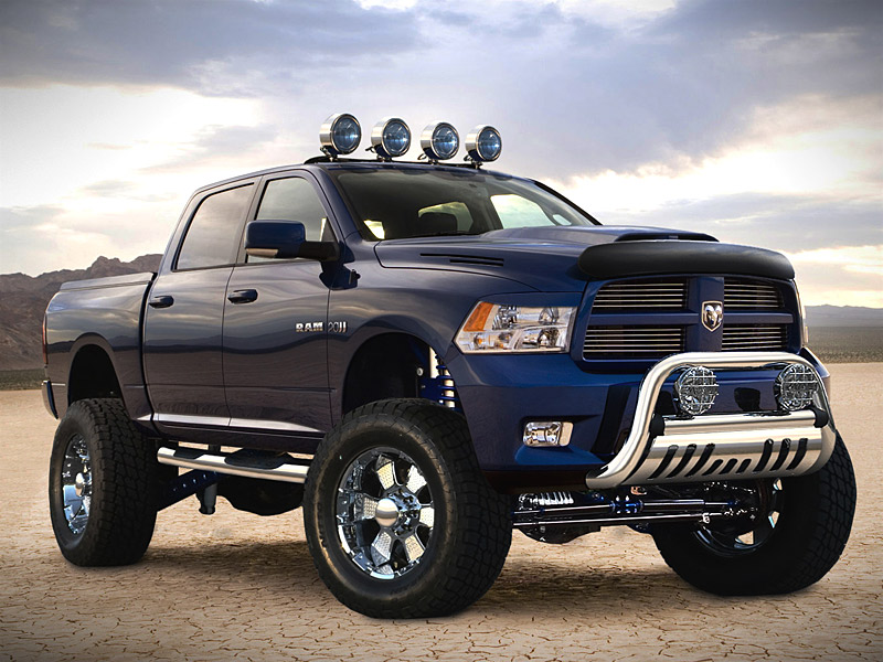 2010 Dodge Ram Pickup 2500 Power Wagon Crew Cab 4WD picture, exterior