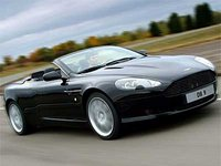 2009 Aston Martin DB9 Coupe picture, exterior