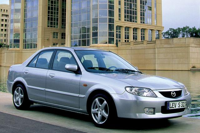 Mazda 323 Model Year 2005