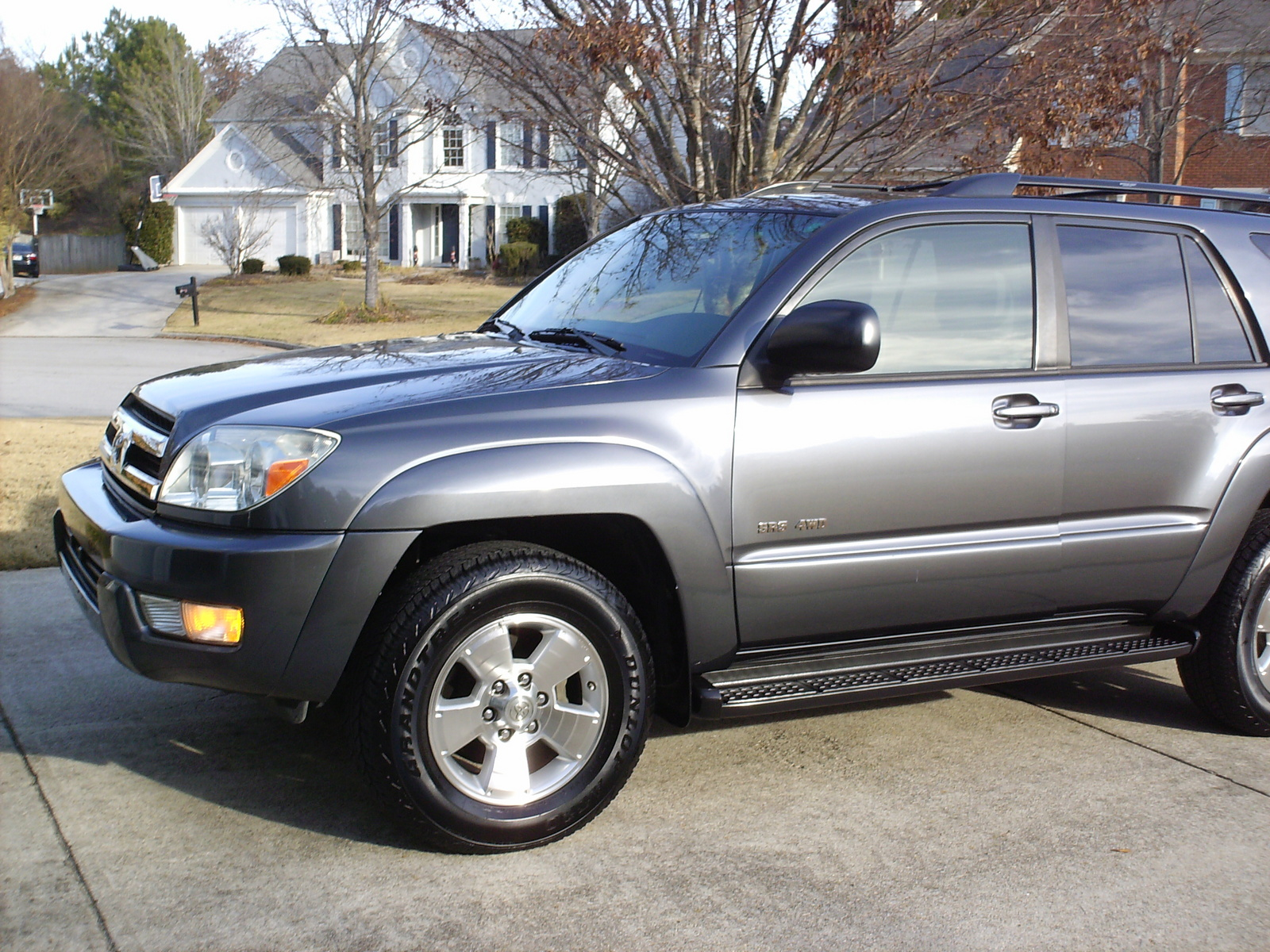 Picture of 2005 toyota 4runner sr5 v6 4wd exterior
