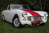1964 Austin-Healey Sprite, This isnt mine, but it will look like it soon., exterior