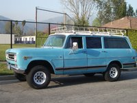 1970 International Harvester Travelall Overview