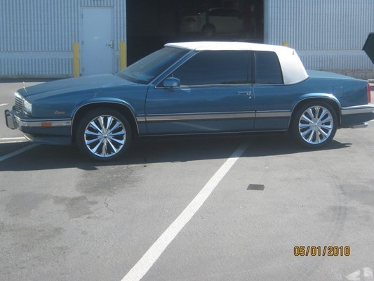 Picture of 1991 Cadillac Eldorado