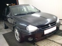 1994 Opel Corsa Overview