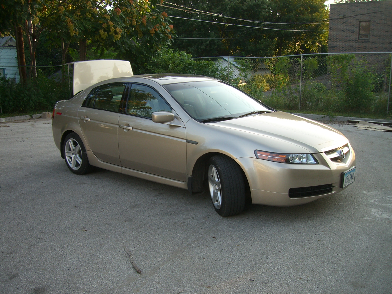 Acura TL Related Infomationspecifications WeiLi Automotive - 2004 acura tl performance