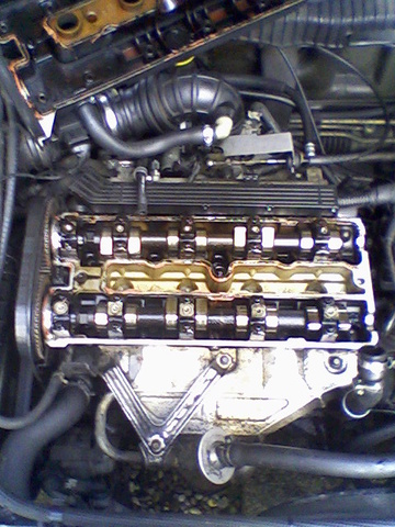 Picture of 1996 Vauxhall Calibra, engine