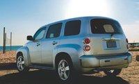 2010 Chevrolet HHR, Back quarter view. , exterior, manufacturer