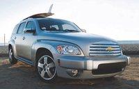 2010 Chevrolet HHR, Front three quarter view. , exterior, manufacturer