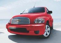 2010 Chevrolet HHR, Front View. , exterior, manufacturer