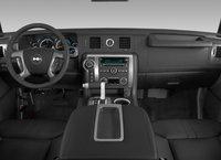 2009 Hummer H2 SUT, Front Seat. , interior, manufacturer