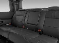 2009 Hummer H2 SUT, Back Seat. , interior, manufacturer