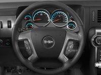 2009 Hummer H2 SUT, Steering Wheel. , interior, manufacturer