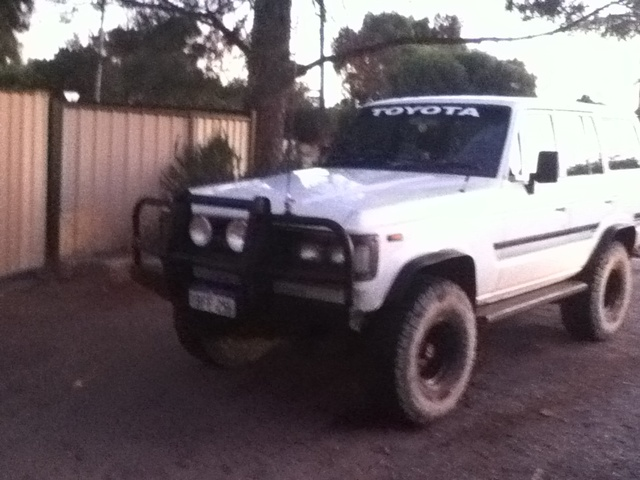 Picture of 1989 Toyota Land Cruiser