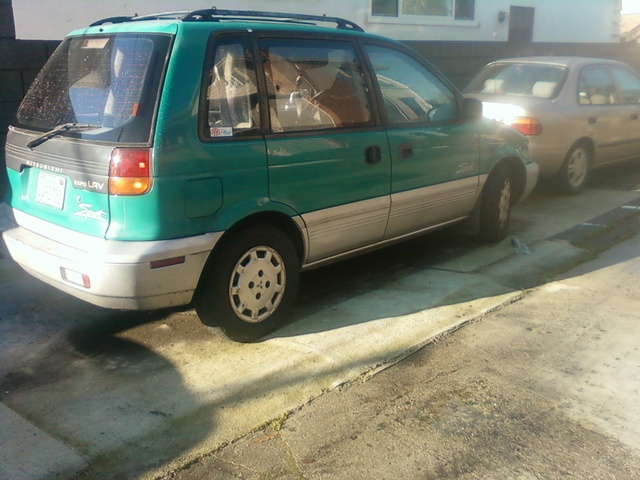Picture of 1993 Mitsubishi Expo 2 Dr LRV Hatchback