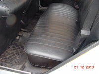 1973 Renault 12, Backseats almost new, interior