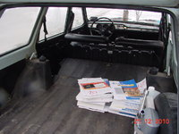 1973 Renault 12, Lot of space in the trunk, interior, gallery_worthy