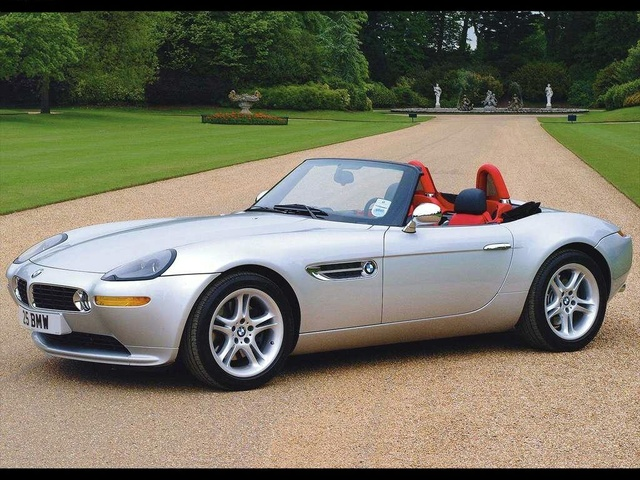 Picture of 2001 BMW Z8