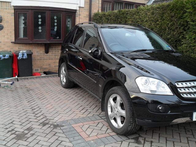 Picture of 2006 Mercedes-Benz M-Class