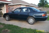 1993 Toyota Camry XLE V6, Picture of 1993 Toyota Camry 4 Dr XLE V6 Sedan, exterior